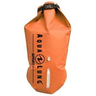 ΣΤΕΓΑΝΟΣ ΣΑΚΟΣ AQUALUNG I DRY BAG Orange 15 Lt BA123111
