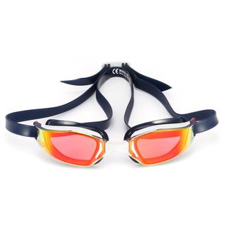 RACING GOGGLES MP XCEED TITANIUM MIRRORED red Michael Phelps