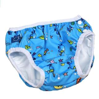 ΜΑΓΙΟ ΠΑΝΑ SWIM NAPPIES OCEAN FRY Blue T73013-2010-Blue