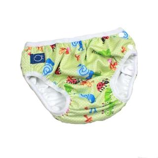 ΜΑΓΙΟ ΠΑΝΑ SWIM NAPPIES OCEAN FRY Green T73013-2010-Green