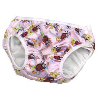 ΜΑΓΙΟ ΠΑΝΑ SWIM NAPPIES OCEAN FRY Pink Ladybird T73013-2010-Lady
