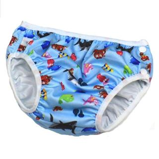 ΜΑΓΙΟ ΠΑΝΑ SWIM NAPPIES OCEAN FRY Light Blue T73013-2010-Light