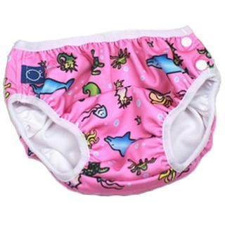 ΜΑΓΙΟ ΠΑΝΑ SWIM NAPPIES OCEAN FRY Pink T73013-2010-Pink