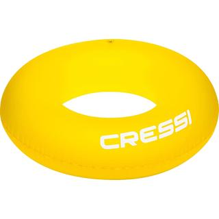 ΠΑΙΔΙΚΟ ΣΩΣΙΒΙΟ SWIM RING CRESSI 90cm +9 YEARS Yellow XDF199110