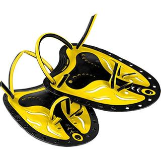 ΧΕΡΑΚΙΑ ΚΟΛΥΜΒΗΣΗΣ CRESSI SWIM PADDLES Black/Yellow XDF200042