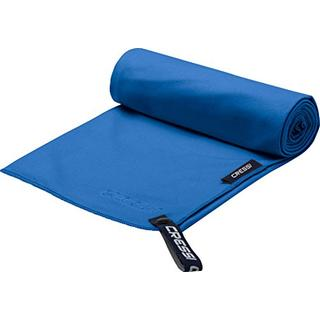 ΠΕΤΣΕΤΑ ΜΙΚΡΟΪΝΩΝ CRESSI MICROFIBRE FAST DRYING BEACH TOWEL Blue 90x180cm XVA870020